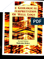 Rider 2000 P291 Book Geological Interpretation of Well Logs