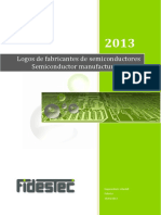 Fidestec - Logos de Empresas de Semiconductores 2013