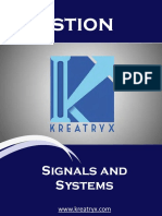 Signals and Systems Kuestion (EE).pdf