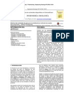 Suelos II - Ensayos de Corte de Particulas de Coluviones