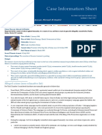 The ICC's fact sheet on Omar Al Bashir
