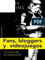 Henry Jenkins - Fans, Blogueros y Videojuegos [OCR]