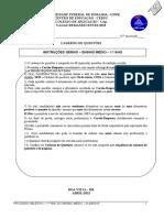 caderno de prova do 1 ano ensino fundamental - 2013.pdf