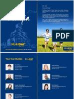 Georgia Tours Brochure