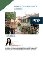 Welikada Prison deaths  Eyewitnesses ready to back those denied justice.docx