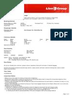 Lion Air ETicket (VIDFTS) - Tahta