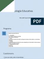 1 Psicologia Educativa