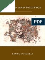 Bostels - Badiou and Politics