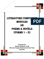 Modules for Poems & Novels - Azalina