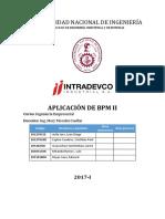 Aplicacion Bpm II