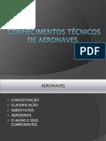 Conhecimentos Técnicos de Aeronaves 2007
