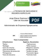 Areas e Instalaciones Bpa Ica