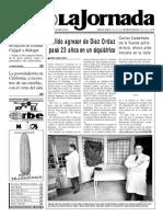 Fallido Agresor de Díaz Ordaz Pasó 23 Años en Un Siquiátrico