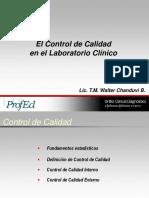 04 - Control de Calidad (1) CONTROL DE CALIDAD