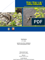 Ballester Et Al 2016 - Nicotianas Litorales Del Desierto de Atacama. Historia de Registro y Consumo de Tabaco Cimarrón