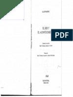 El Ser y el acontecimiento  - Alain Badiou.pdf