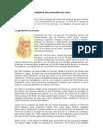 Biografía de Leonardo Da Vinci