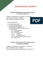 Contenido Para Examen de Grado ELECTRONICA 2017