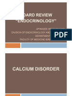 Board Review Endocrinology A. Apiradee