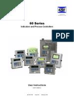 GSE 460 Indicator- User Manual