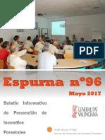 Boletín Espurna Mayo 2017