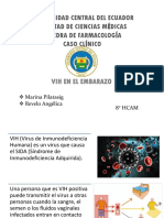 VIH en Embarazo  guía del MSP Ecuador Parte 1