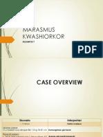 Kelompok 7 - Marasmus Kwashiorkor Blok8