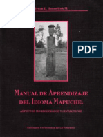 1996 - Harmelink B. - Manual de Aprendizaje de La Lengua Mapuche