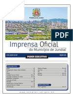 Jornal Municipal de Jundiai Junho