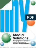 2016 Media Kit Rate Card - Watertown