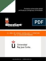 El Área de Lengua Castellana y Literatura en La Educación Primaria