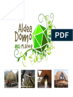 Diseno Domo Ecomaiwe -GEODESICO