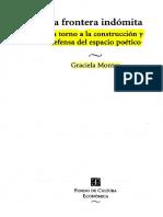 1 Montes Graciela Cuerpo a Cuerpo La Frontera Indomita Visto