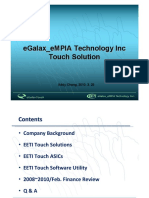 EETI Touch Solutions