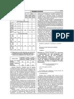 REsolución Administrativa N° 301-2014-CE-PJ