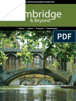 Visit Cambridge 2010 Visitor Guide