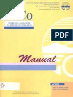 PECO. Prueba para la evaluación del conocimiento fonológico. Manual..pdf