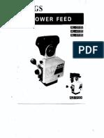 manual avance automatico