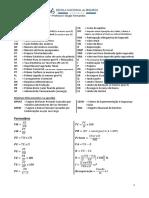 TGS - Siglas e Formulário
