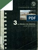 La perdida del pedestal_ Maderuelo