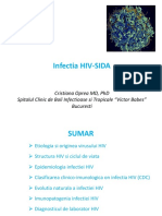 Prezentare HIV Iunie 2017
