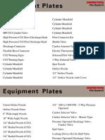 Equipment Plates