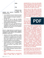 Code of Professional Responsibility Report
