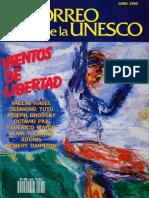 Correo de La Unesco - Václav Havel