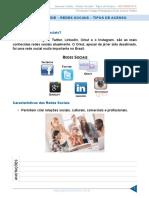 Aula 51 - Internet e Rede - Redes Sociais - Tipos de Acesso