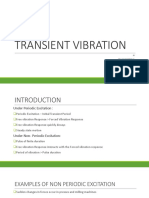 Transient Vibration