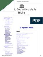 El Apóstol Pablo - Estudio Inductivo de la Biblia.pdf