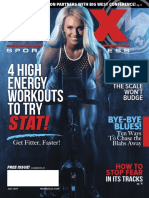 2017 JULY ISSUE MAX SPORTS & FITNESS MAGAZINE