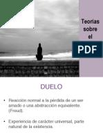 12) Teorias Del Duelo PSICO