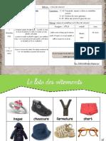 LCDL - Loto Des Vêtements